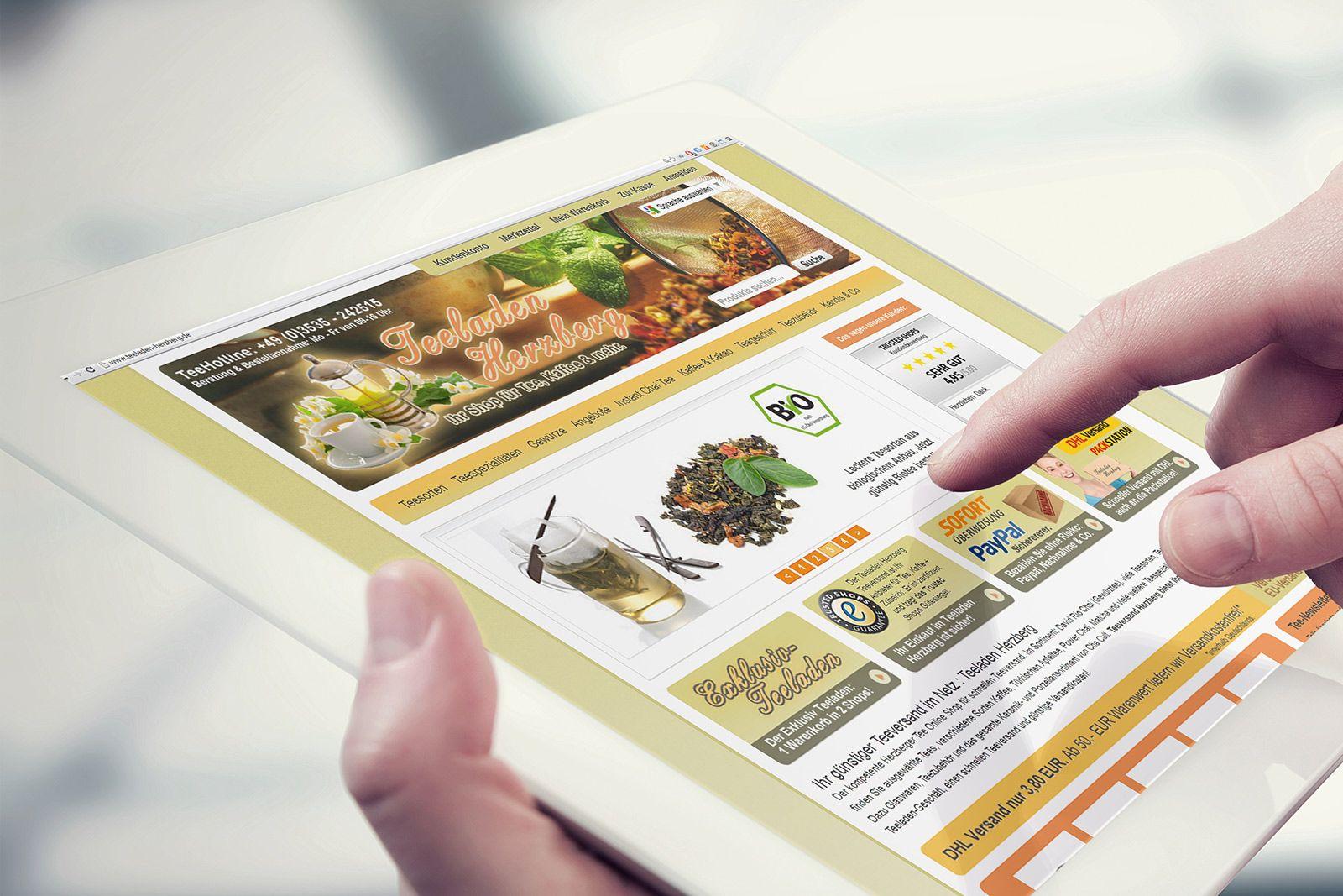Screenshot: Referenz Eigenbauer.com